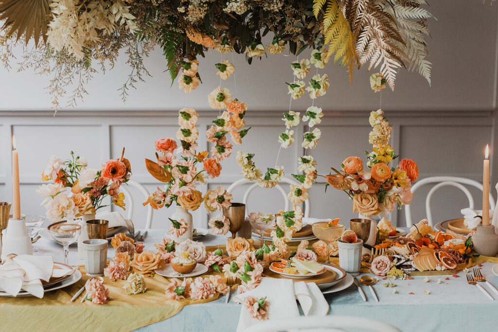 Meaghan Brianne Photography Tablescape