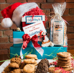 Colletteys Cookies Holiday Gift Box